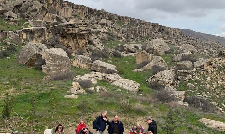 Fam trip to Azerbaijan with Grata dmc