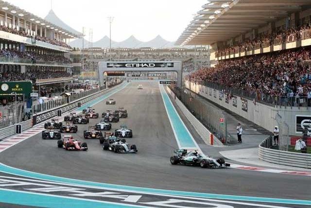 Gulf Dunes DMC invites you to F1 to Abu Dhabi