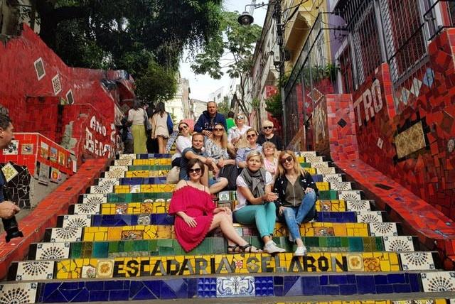 Fam Trip to Brazil