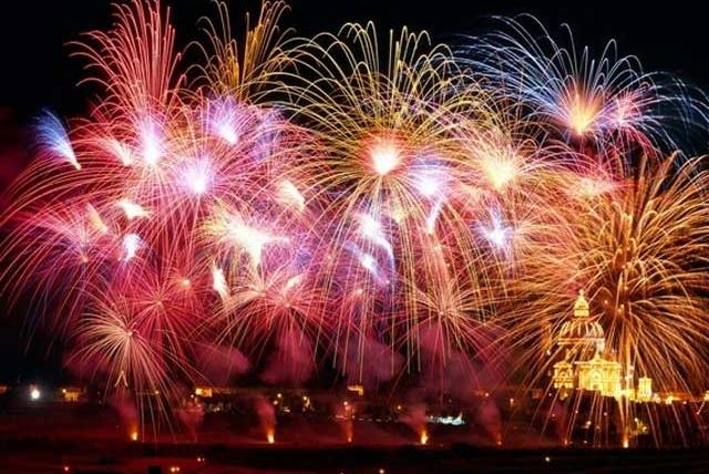 Malta – Firework Festival