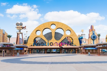 Dubai Parks and Resorts open again
