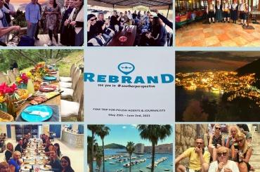 Fam trip to Dubrovnik with RebranD Croatia